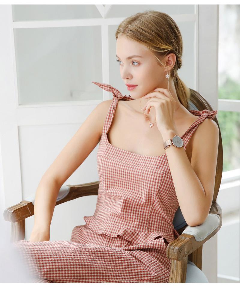 쥴리어스스타 JS003 여성용 메쉬밴드 패션 손목시계 - 더미스테리, 104,000원, 여성시계, 메탈시계
